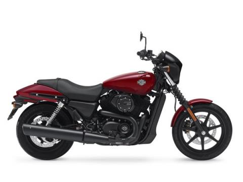 2017 Harley-Davidson Street® 500 in Manassas, Virginia