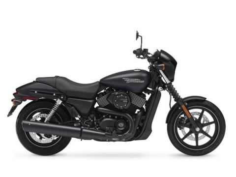 2017 Harley-Davidson Street® 750 in Johnstown, Pennsylvania