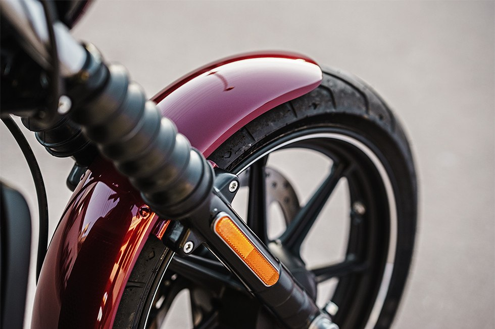 2017 Harley-Davidson Street® 750 in Branford, Connecticut