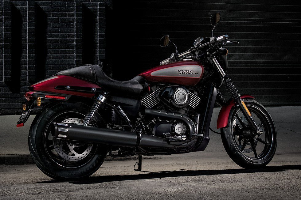 2017 Harley-Davidson Street® 750 in Erie, Pennsylvania