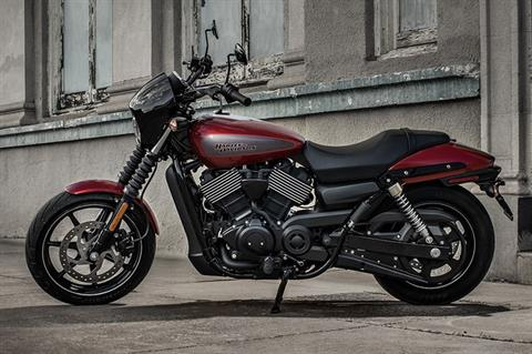 2017 Harley-Davidson Street® 750 in Lake Charles, Louisiana