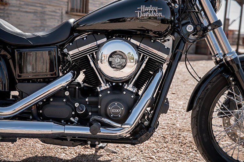 2017 Harley-Davidson Street Bob® in Branford, Connecticut