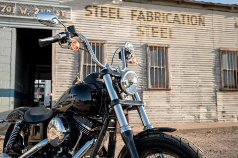 2017 Harley-Davidson Street Bob® in Traverse City, Michigan