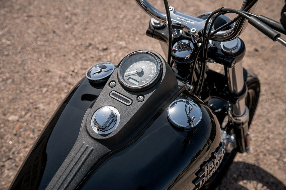 2017 Harley-Davidson Street Bob® in Broadalbin, New York