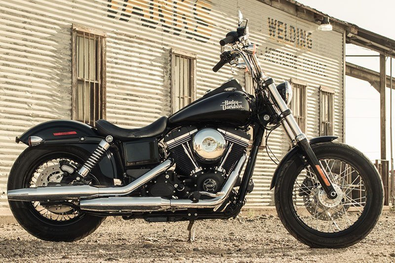 2017 Harley-Davidson Street Bob® in Leominster, Massachusetts - Photo 2
