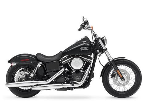 2017 Harley-Davidson Street Bob® in Johnstown, Pennsylvania