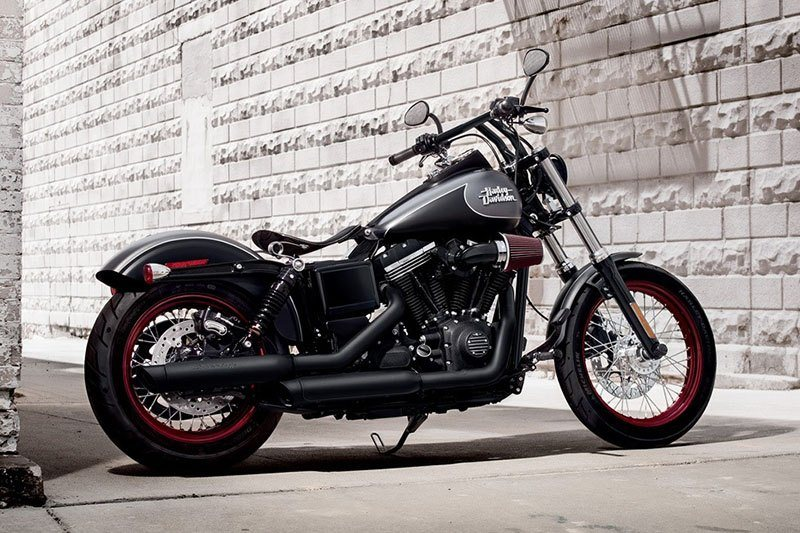 2017 Harley-Davidson Street Bob® in Richmond, Indiana