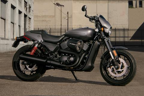 2017 Harley-Davidson Street™ Rod in Traverse City, Michigan