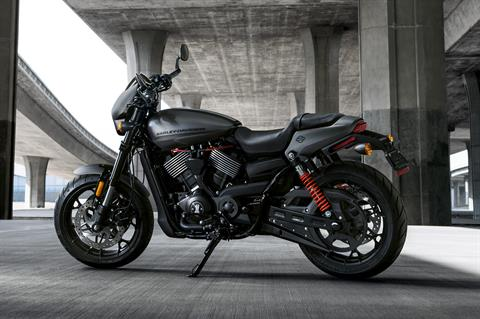 2017 Harley-Davidson Street™ Rod in Branford, Connecticut