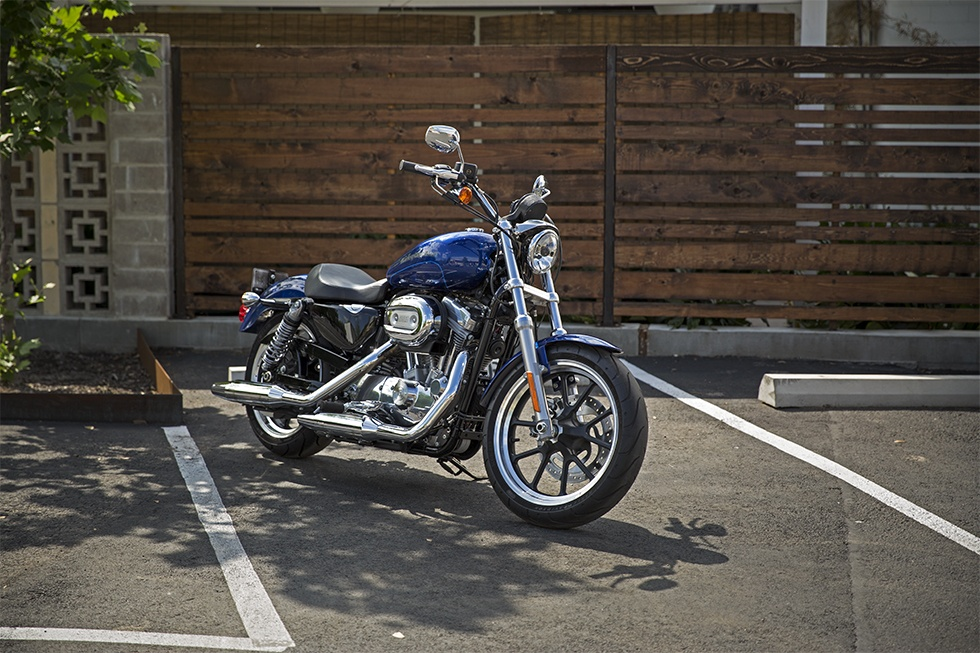 2017 Harley-Davidson Superlow® in Erie, Pennsylvania