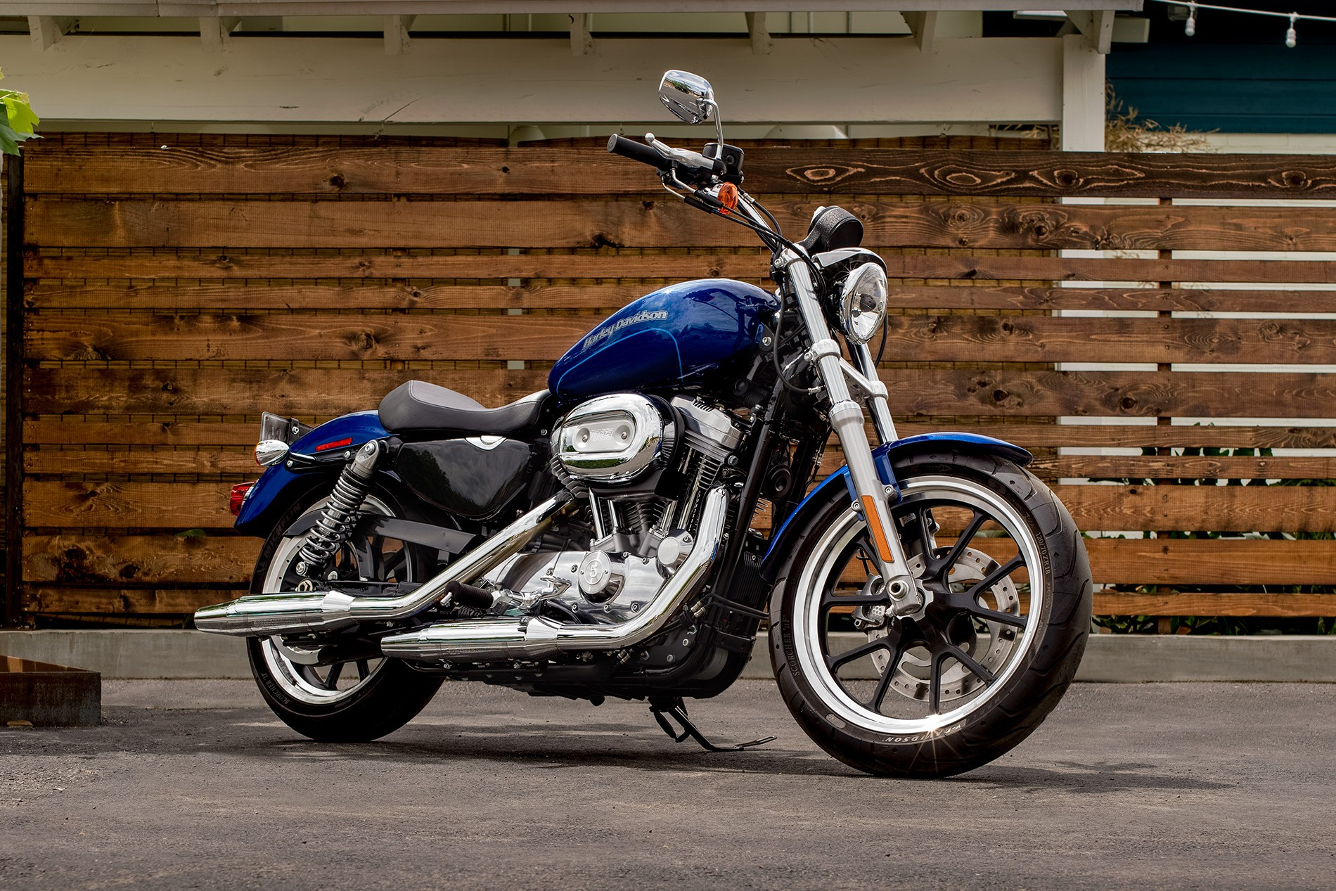 2017 Harley-Davidson Superlow® in Traverse City, Michigan