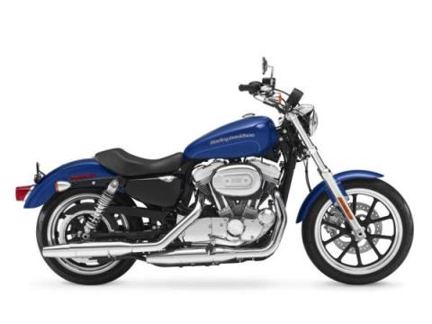 2017 Harley-Davidson Superlow® in Pittsfield, Massachusetts