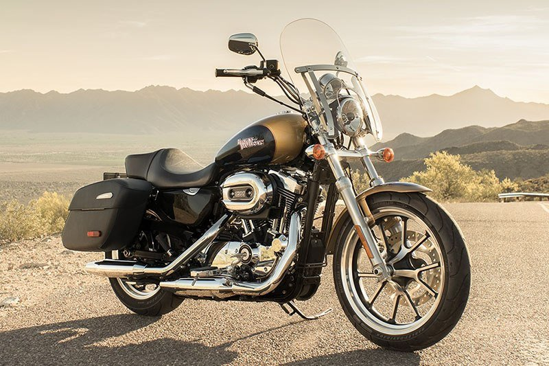 2017 Harley-Davidson Superlow 1200T in New York Mills, New York