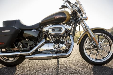 2017 Harley-Davidson Superlow 1200T in Traverse City, Michigan