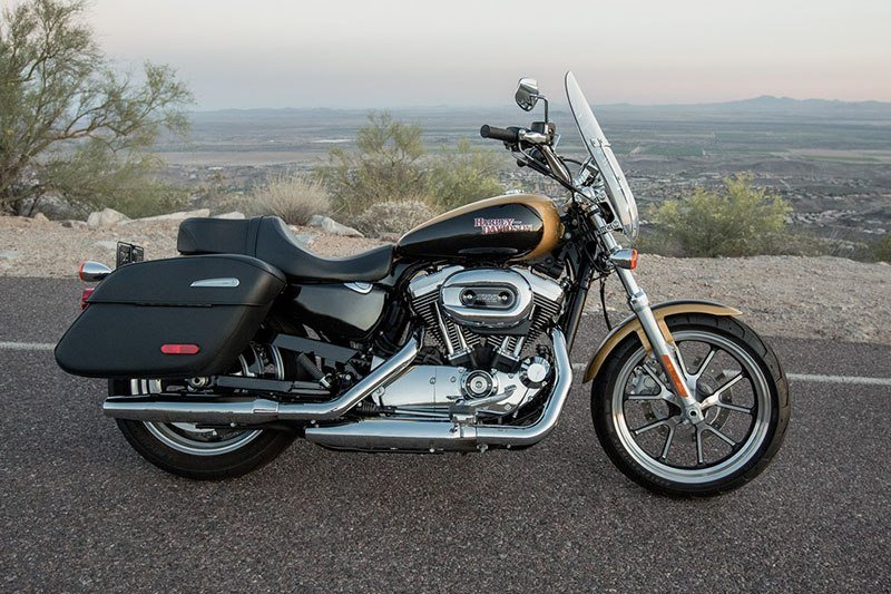 2017 Harley-Davidson Superlow 1200T in Mentor, Ohio