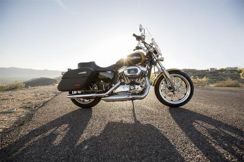 2017 Harley-Davidson Superlow 1200T in Washington, Utah