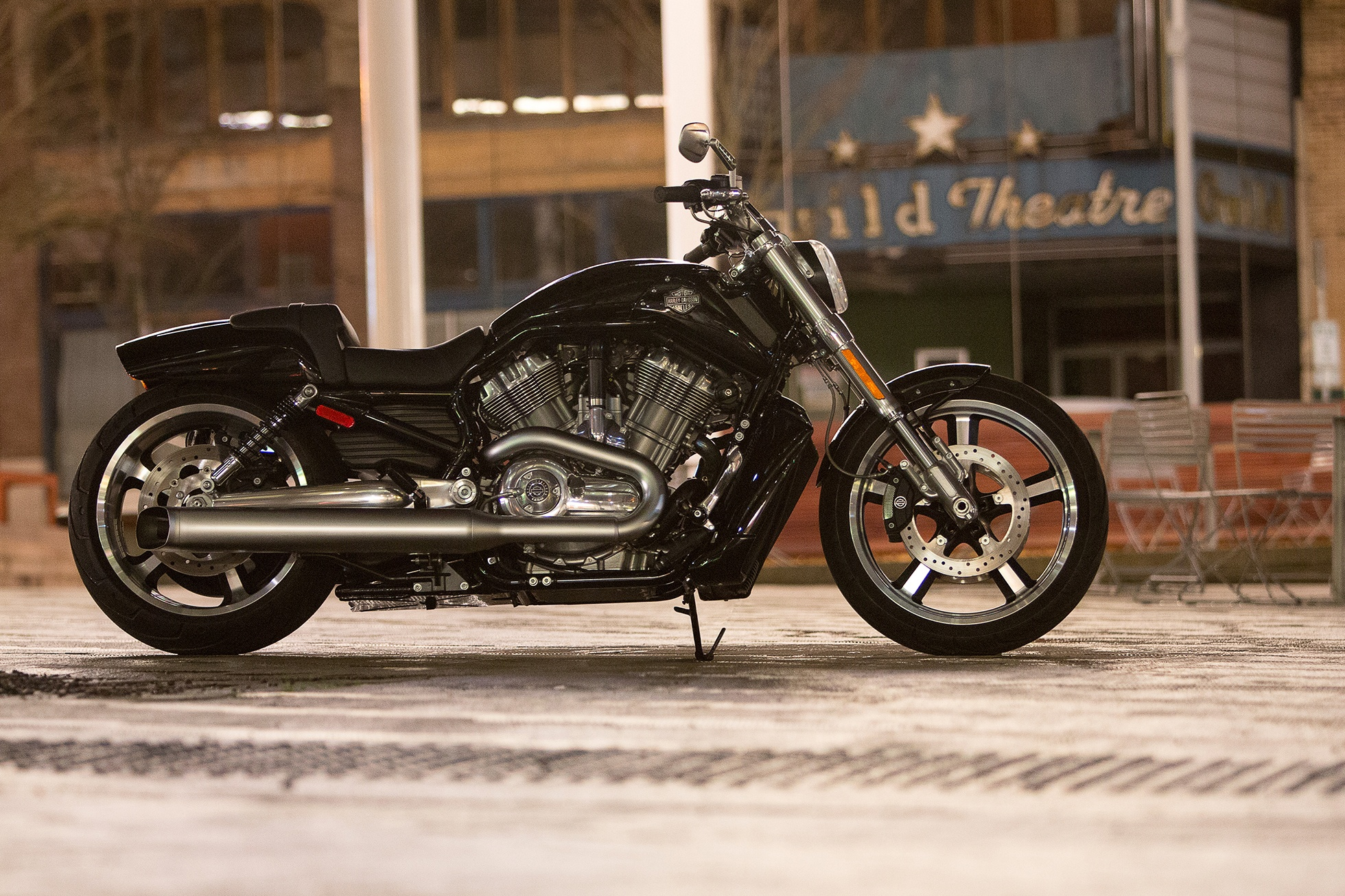 2017 Harley-Davidson V-ROD Muscle in Erie, Pennsylvania