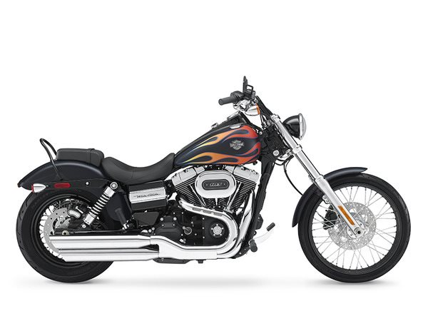 2017 Harley-Davidson Wide Glide in Washington, Utah