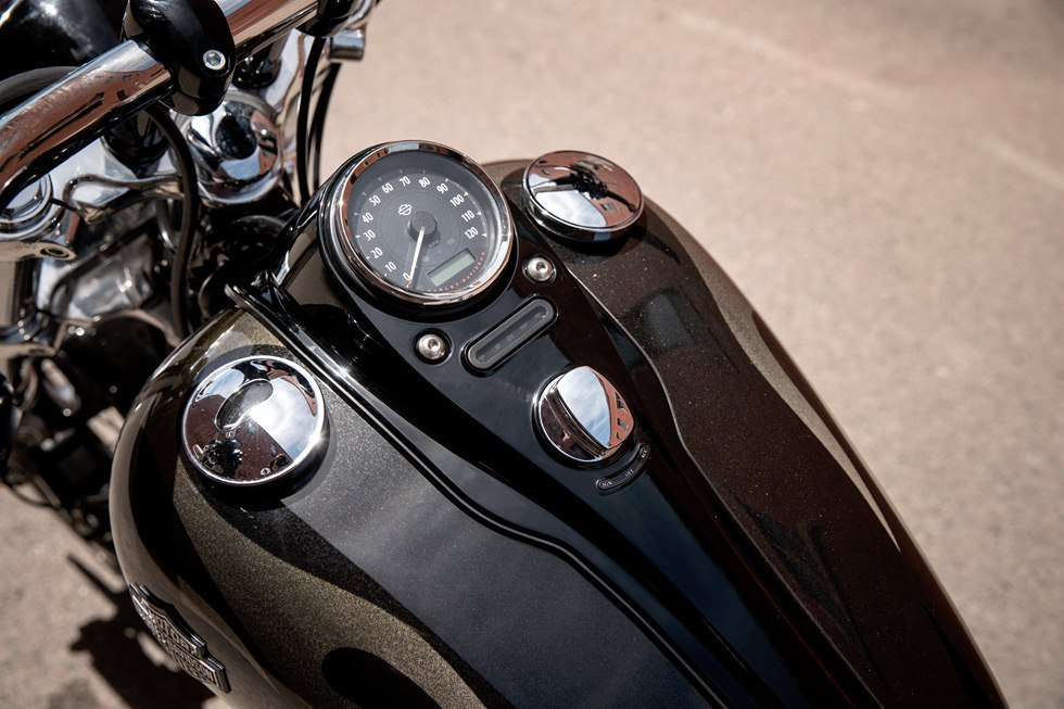 2017 Harley-Davidson Wide Glide in Marquette, Michigan