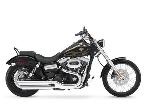 2017 Harley-Davidson Wide Glide in Sunbury, Ohio