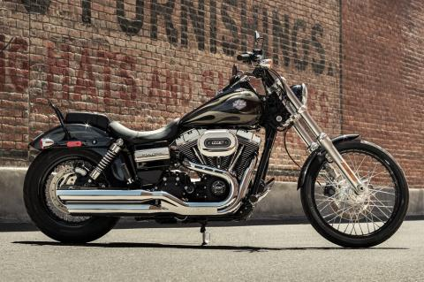 2017 Harley-Davidson Wide Glide in Branford, Connecticut