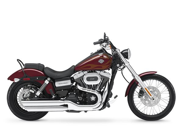 2017 Harley-Davidson Wide Glide in Mentor, Ohio