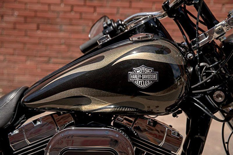 2017 Harley-Davidson Wide Glide in Waterford, Michigan