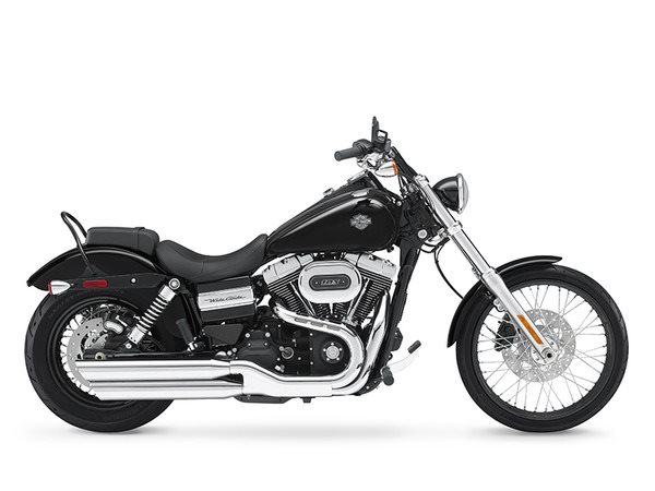 2017 Harley-Davidson Wide Glide in Richmond, Indiana
