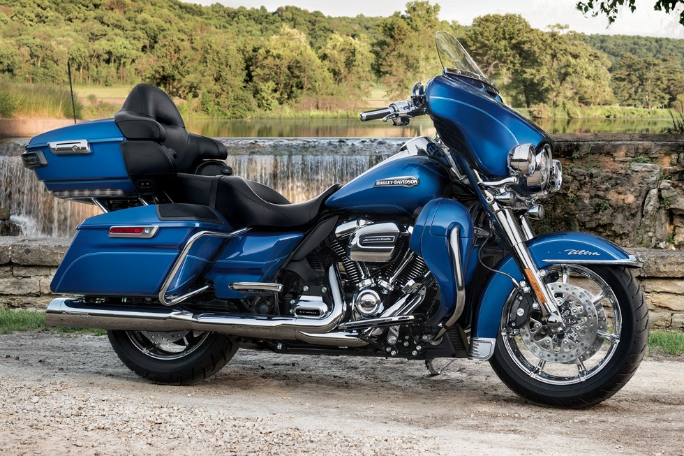 2017 Harley-Davidson Electra Glide® Ultra Classic® in Green River, Wyoming
