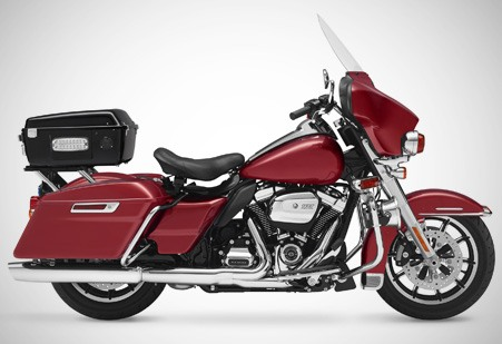 2017 Harley-Davidson Fire / Rescue Electra Glide® in Pittsfield, Massachusetts