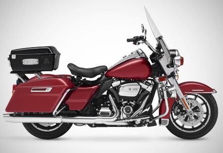 2017 Harley-Davidson Fire / Rescue Road King® in Sunbury, Ohio