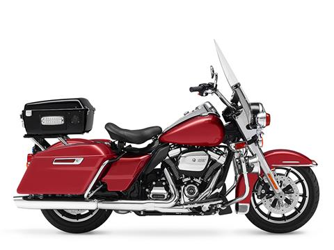 2017 Harley-Davidson Fire / Rescue Road King® in Hermon, Maine
