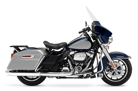 2017 Harley-Davidson Police Electra Glide® in Pittsfield, Massachusetts