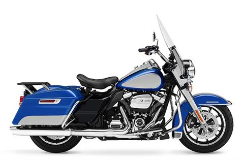 2017 Harley-Davidson Police Road King® in Pittsfield, Massachusetts