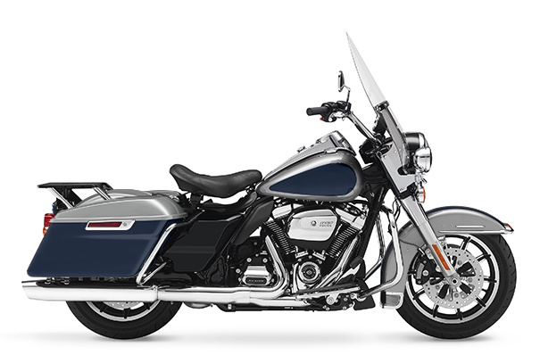 2017 Harley-Davidson Police Road King® in Osceola, Iowa