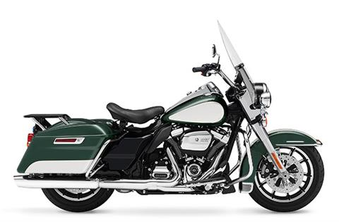 2017 Harley-Davidson Police Road King® in Sunbury, Ohio