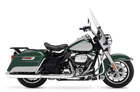 2017 Harley-Davidson Police Road King® in Omaha, Nebraska
