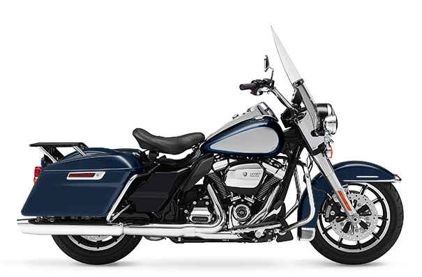 2017 Harley-Davidson Police Road King® in Hermon, Maine