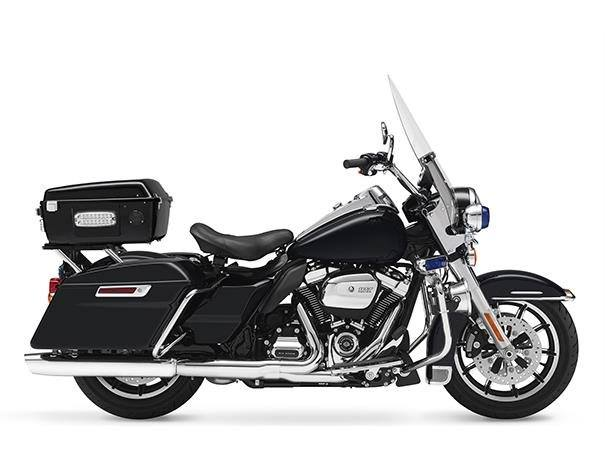 2017 Harley-Davidson Police Road King® in Rothschild, Wisconsin