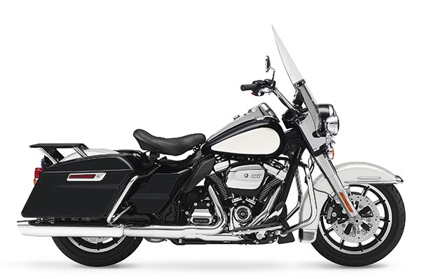 2017 Harley-Davidson Police Road King® in Forsyth, Illinois