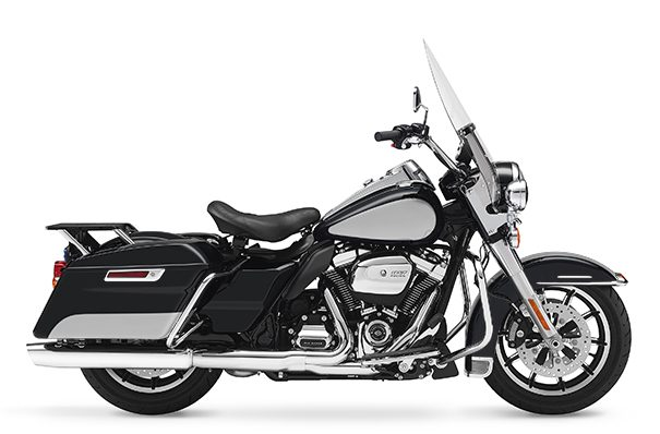 2017 Harley-Davidson Police Road King® in Traverse City, Michigan