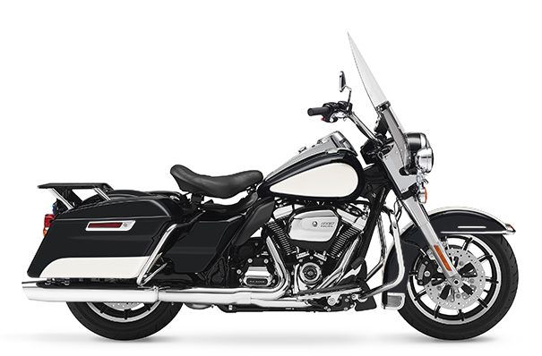2017 Harley-Davidson Police Road King® in Mentor, Ohio