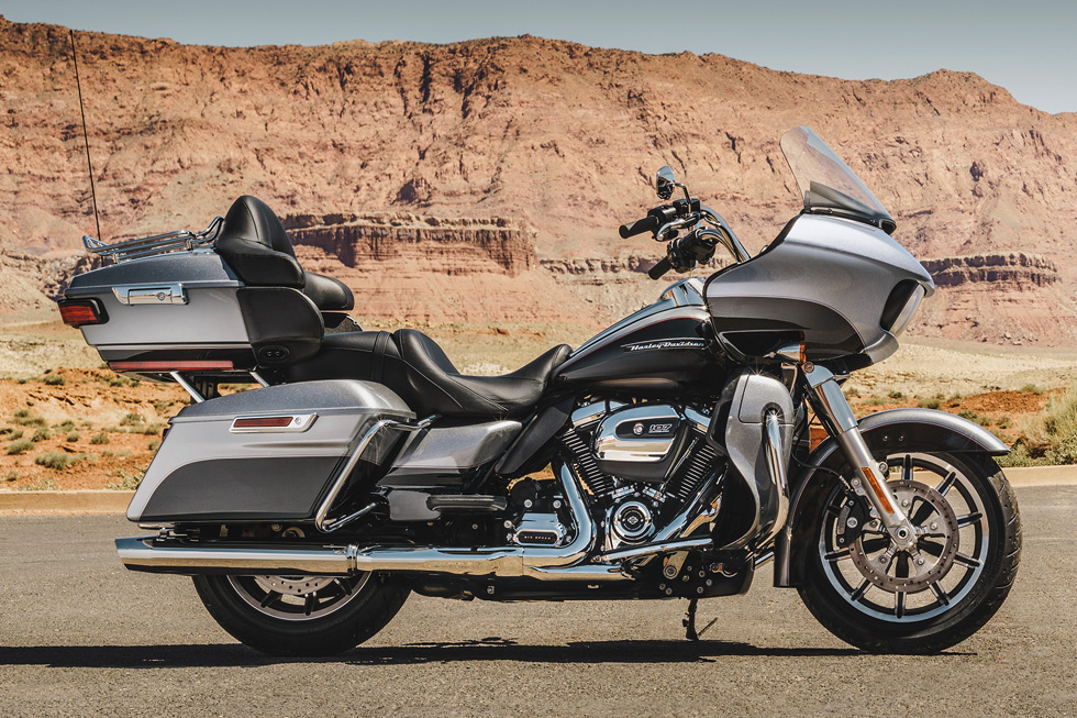 2017 Harley-Davidson Road Glide® Ultra in Green River, Wyoming