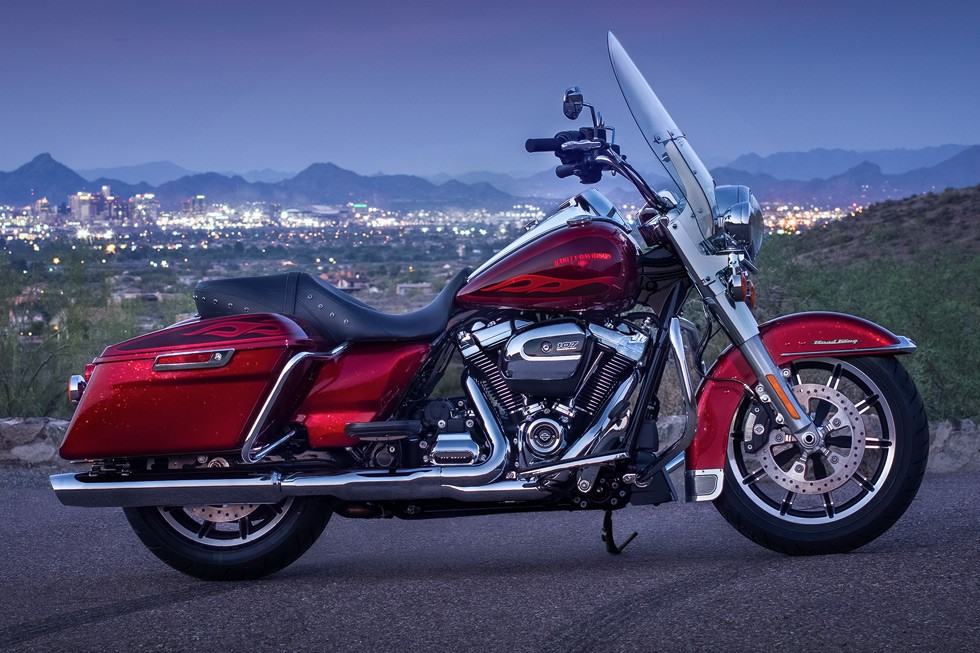 2017 Harley-Davidson Road King® in Omaha, Nebraska