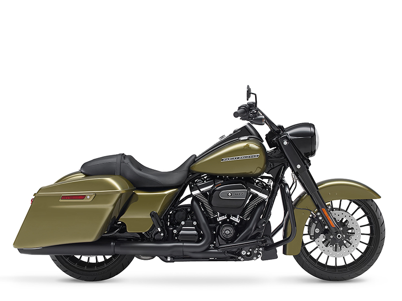 2017 Harley-Davidson Road King® Special in Erie, Pennsylvania