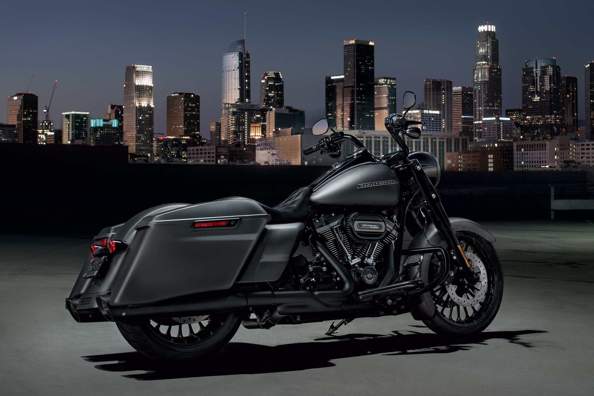 2017 Harley-Davidson Road King® Special in Sunbury, Ohio