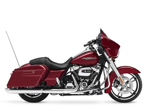 2017 Harley-Davidson Street Glide® in Richmond, Indiana