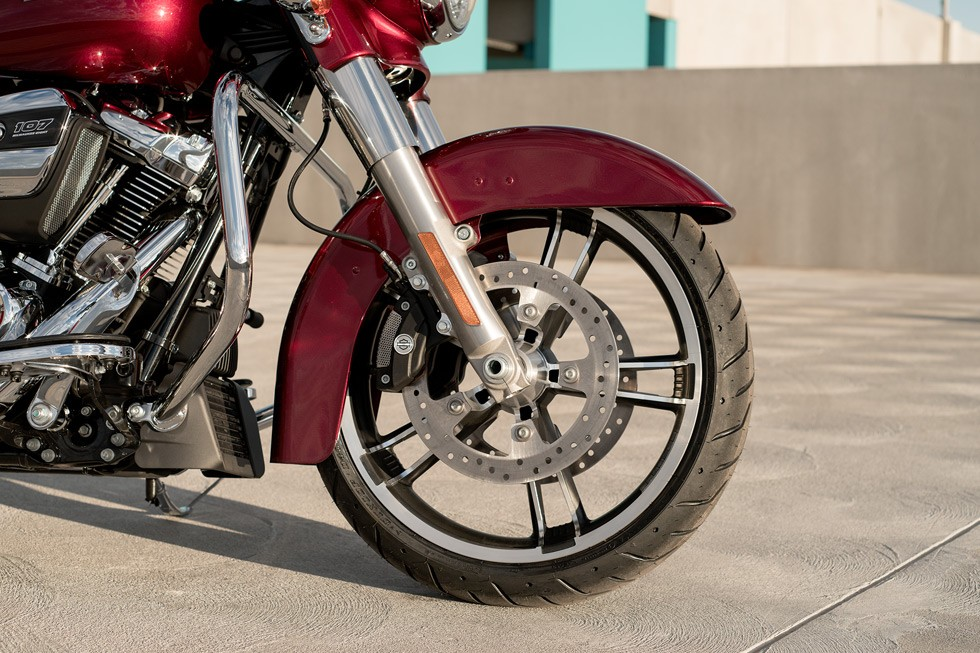 2017 Harley-Davidson Street Glide® Special in Marquette, Michigan