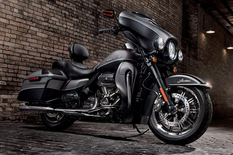 2017 Harley-Davidson Ultra Limited in Osceola, Iowa - Photo 4