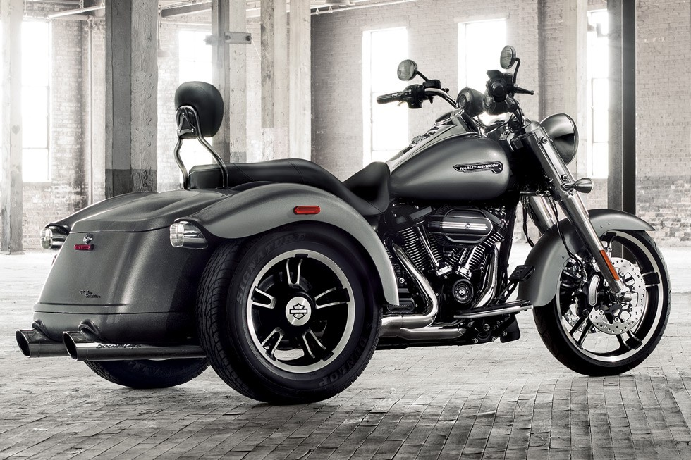 2017 Harley-Davidson Freewheeler in Montclair, California